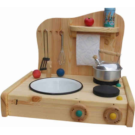 Shelf for Table Top Kitchen - The Wooden Wagon
