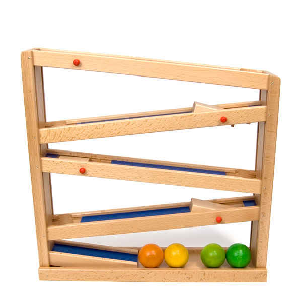Wood Marble Runs and Kugelbahns from Switzerland and ...