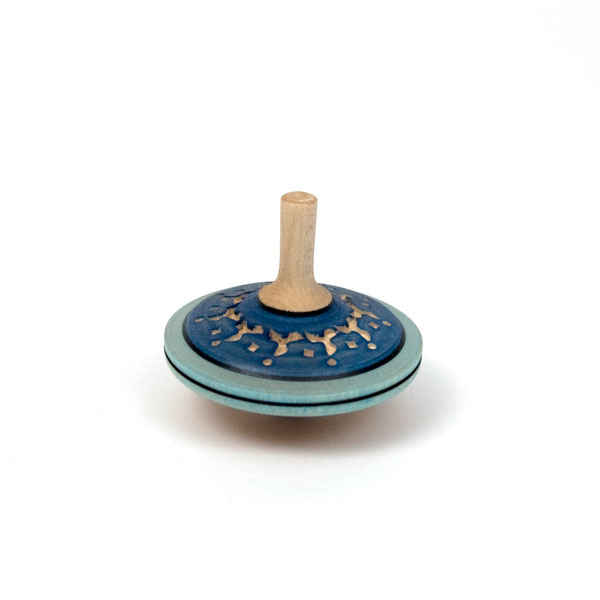 Wood Spinning Tops and Yoyos at The Wooden Wagon