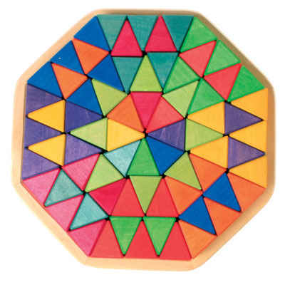 Small Octagon Pattern Game