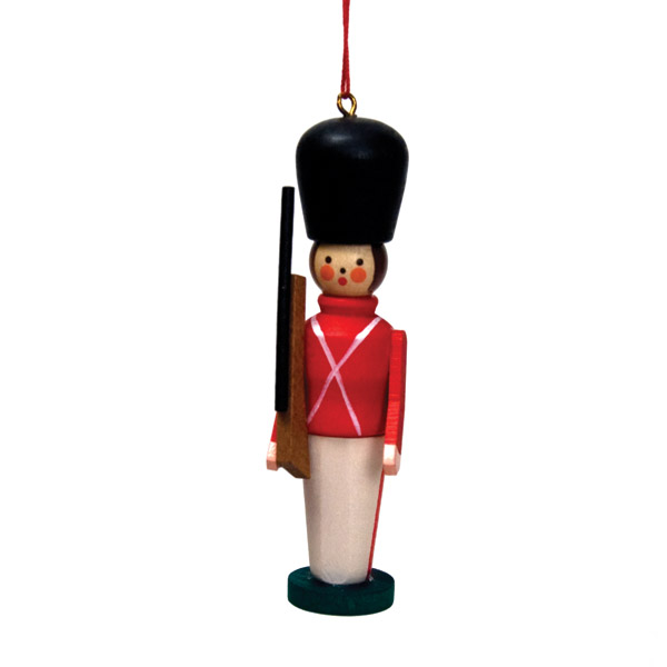 toy soldier ornament - Christmas Decorations Wooden Soldiers