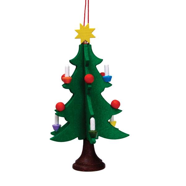 christmas tree ornament - German Christmas Tree