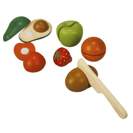 Play food toys Plan