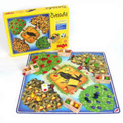 Orchard Cooperative Game (HABA)