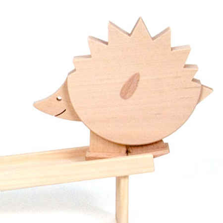 how to make wooden animal toys