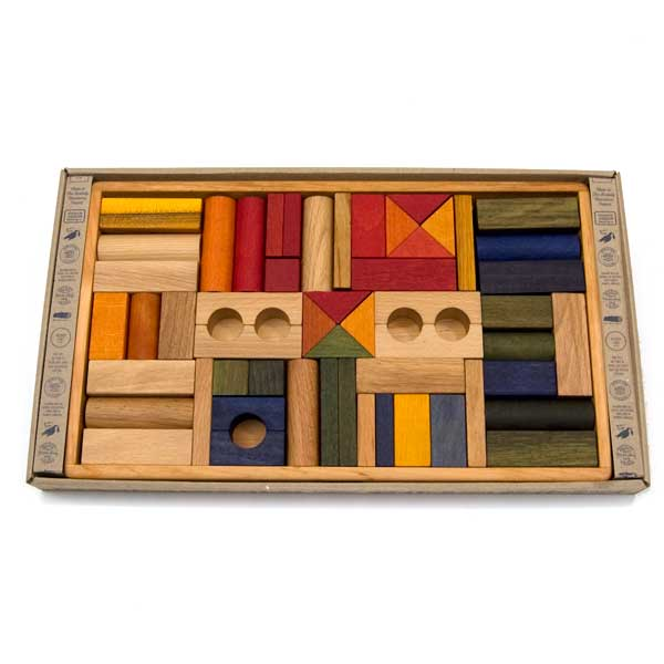 Building Blocks And Construction Toys From Europe At The Wooden Wagon