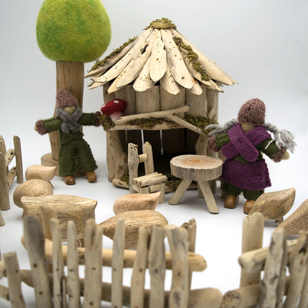 Fairy House Set (20pcs)