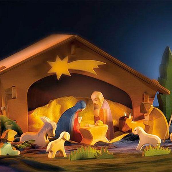 Resultado de imagem para crib jesus