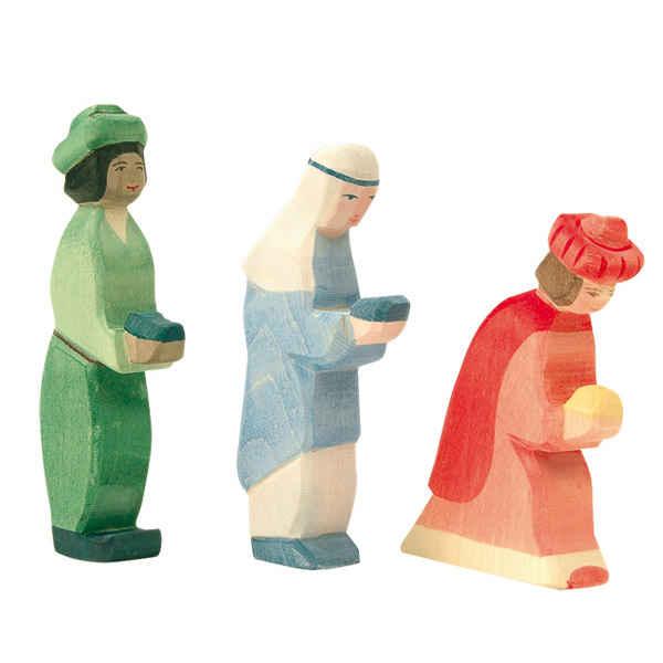 Ostheimer Waldorf Toys And Figures Oriental King Set