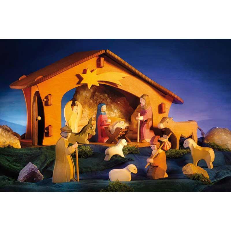 Ostheimer Waldorf Toys And Figures Ostheimer Nativity