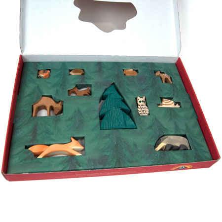 Ostheimer Waldorf Toys and Figures   Ostheimer Forest Set