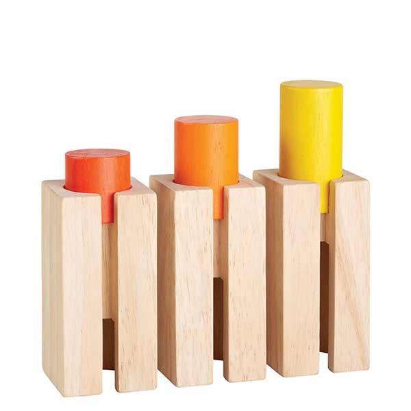 Depth Blocks Plan Toys Learning