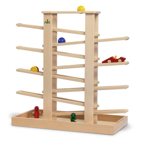 Marble Run Toy Wooden Wow Blog