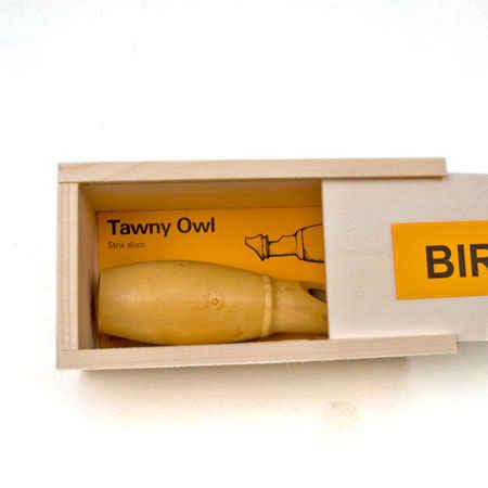 Tawny Owl Bird Call