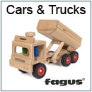 Wooden cars trucks planes trains